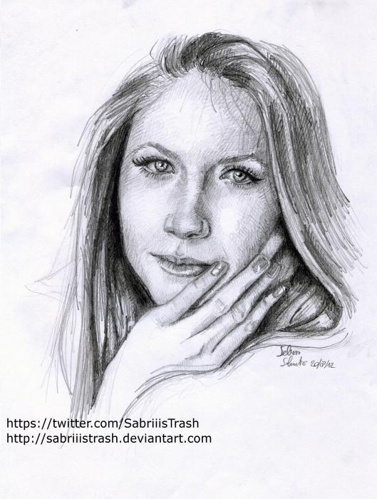 Bonnie Wright by Sabriii